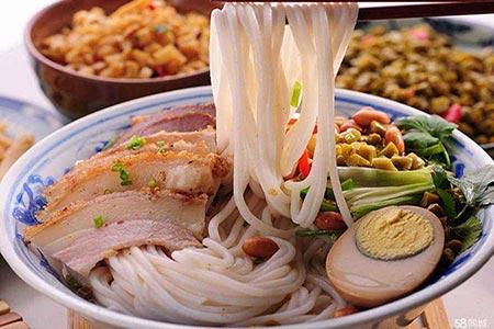桂林米粉培训 桂林米粉 早点面点 特色美食餐饮技术培训